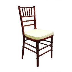 Mahogany Chavari Chair   Call to Reserve