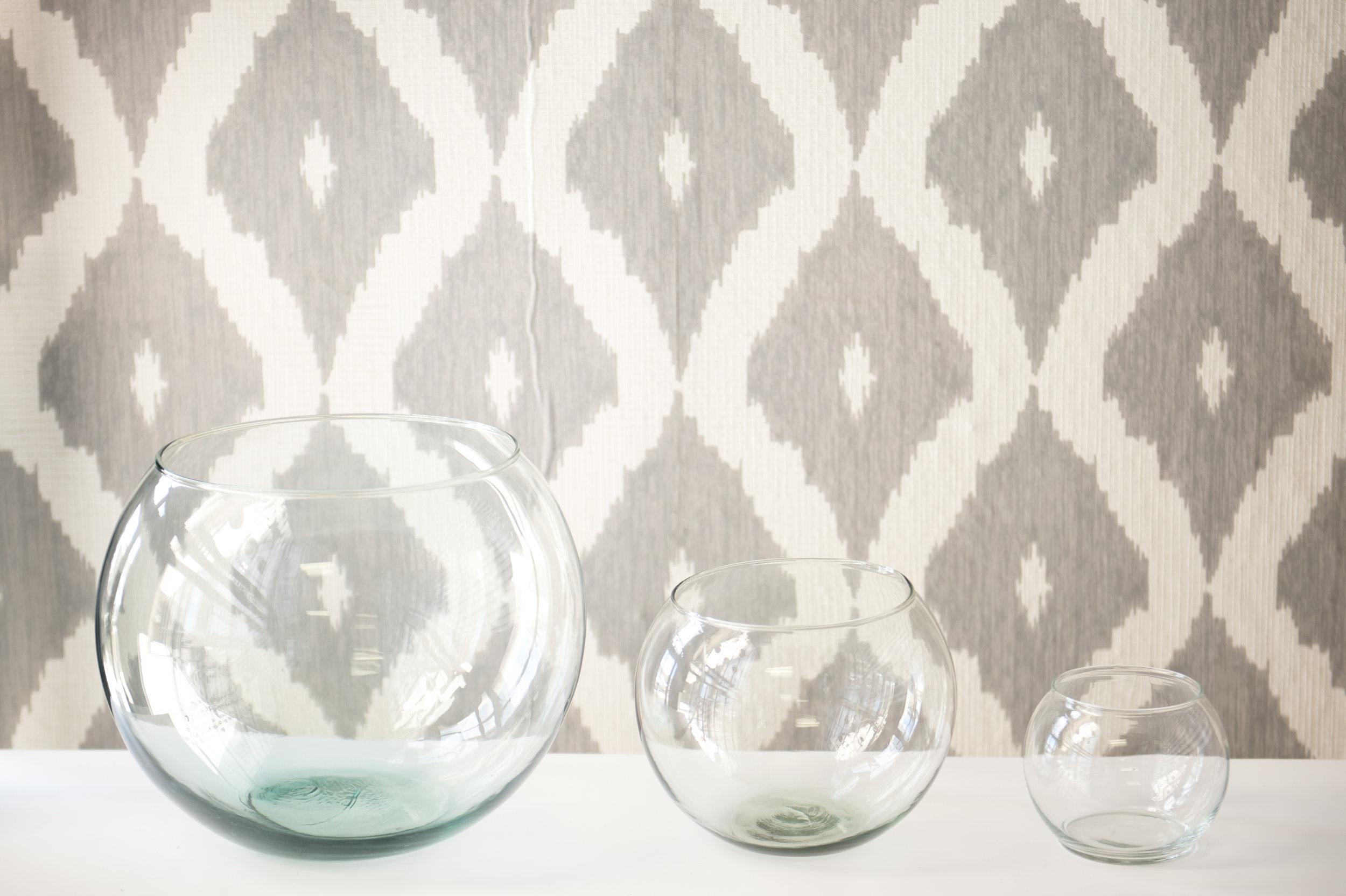 Fishbowl Vase   Reserve Now