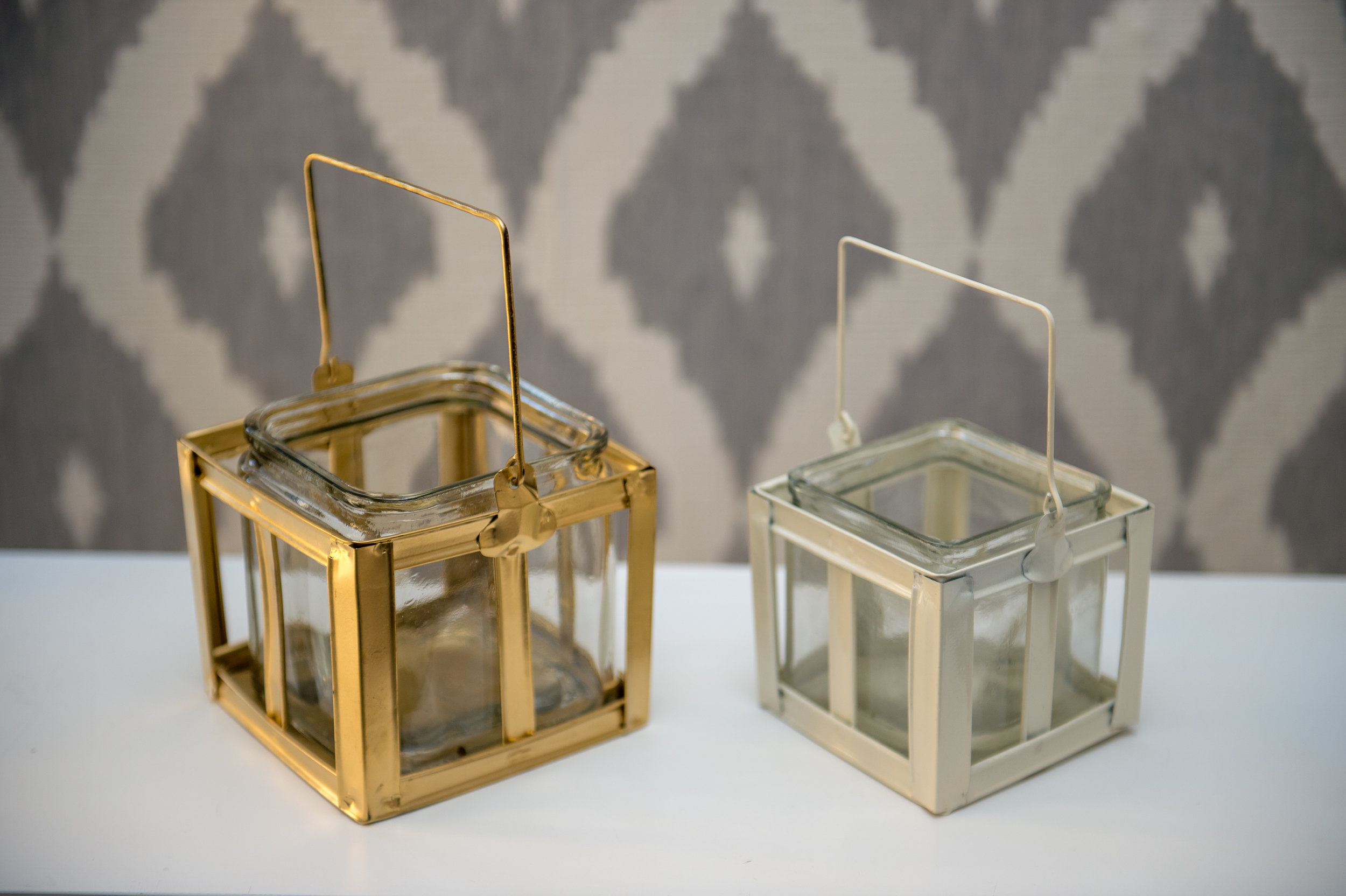 Mini Crate Candle Holder   Reserve Now