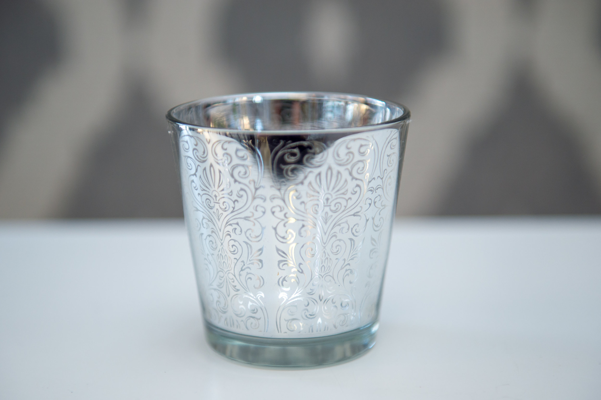 Mirror Finish Candle Holder   Reserve Now