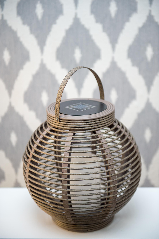 Metal Lantern Sphere   Reserve Now