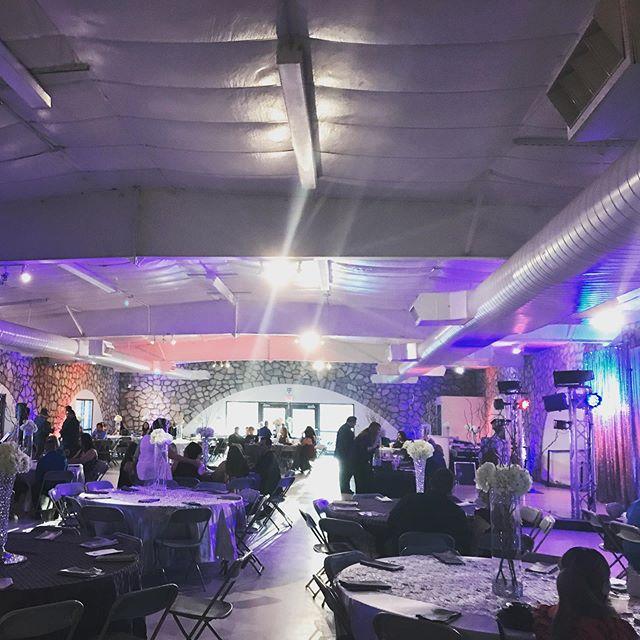 Veterans Banquet setup , decor, bartending  and more !  #elpaso #veterans #eventplanner #915 #decor #uplighting