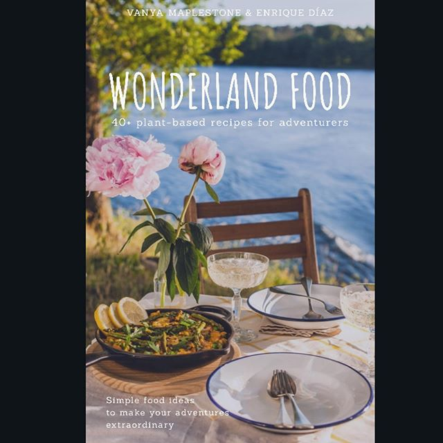 Our cookbook is finally here! If you signed up for the Wonderland Food digital cookbook, you've got mail 📥 We're really pleased to share 40+ recipes and full colour images with you that we wrote while traveling all over Spain, Portugal and France in our motorhome #Tata. 🚐💨 There's some fun breakfast action, healthy and colourful lunches and some pretty delicious dinners, plus kitchen tool packing lists for the traveling kitchen, spice and pantry round ups and some yummy things to make before you go like plant-based Parmesan and Wonderland Dukkah 🌱🌱🌱 Download your FREE copy at the link on our blog, linked in our profile 🎉🎉🎉 Happy weekend everyone, now I'm going to sleep for 10 hours 🤪 • • • #wonderlandfoodontheroad #ecookbook #plantbasedrecipes #freecookbook #glutenfreerecipes #vegan #vanlife #plantbasedfoodie #mytinykitchen #makesmewhole #eatmoreplants #eattherainbow #meatfreemonday #plasticfreefoodie #plantbasedfortheplanet #sharethelove #bethechange