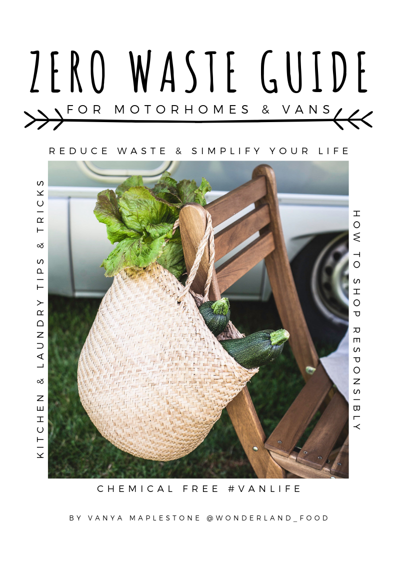 The Zero Waste Guide - For Motorhomes & Vans