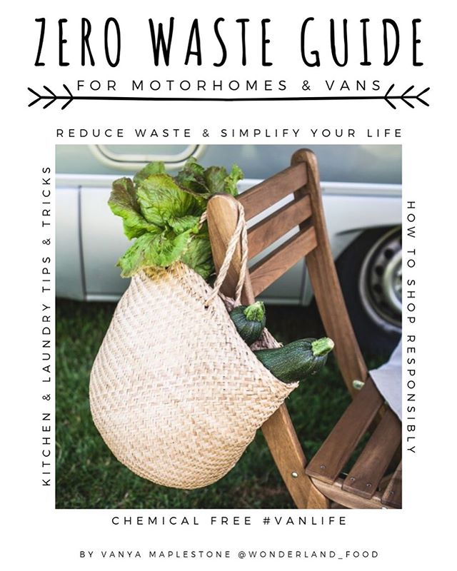 It's here! Our Zero Waste Guide to #vanlife 🌱🚐💨is live on the blog, you can download it RIGHT NOW.  Link in our profile 🔗☝🏽👤 A handy 16-page eBook you can download to your phone and use start making your van or RV waste free💪🏼 Full of our best tips for reducing, reusing and up cycling things in your van, how to shop zero waste plus recipes for cleaning products, plant based milks, even a zero waste pizza!🍕 🥕🌱🙌🏻 Get into it and feel GOOD about being the change you want to see in the world 🌍 (best of all it's free because we love spreading the good stuff around) Get yours now ⚡️ • • • #responsiblevanlife #plasticfreevanlife #zerowastevanlife #veganvanlife #plantbasedlifestyle #zerowastehome #zerowasteliving #reduce #reuse #refuse #upcycle #sustainablelifestyle #buynothing #bethechange #reduceyourwaste #treadgentlyonthisearth #homeiswhereyouparkit #vanlifemagazine #breakawaytribe #vanlifediaries #rvlife #sprinterlife #mytinykitchen #plasticfreefoodie #fuckplastic #veganfortheplanet #plasticfreeforthesea