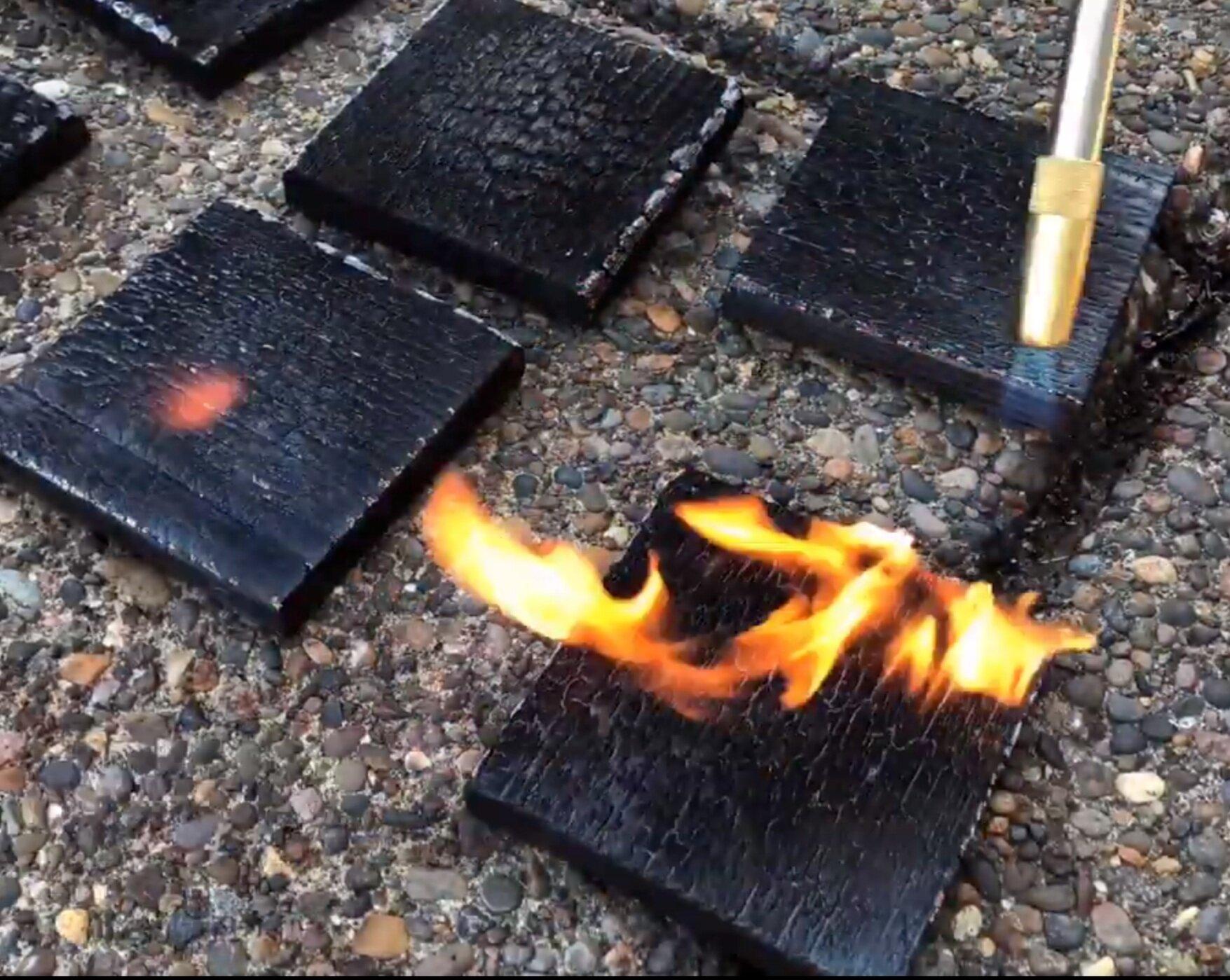Epoxy Shou Sugi Ban How To Make 3d Charred Wood