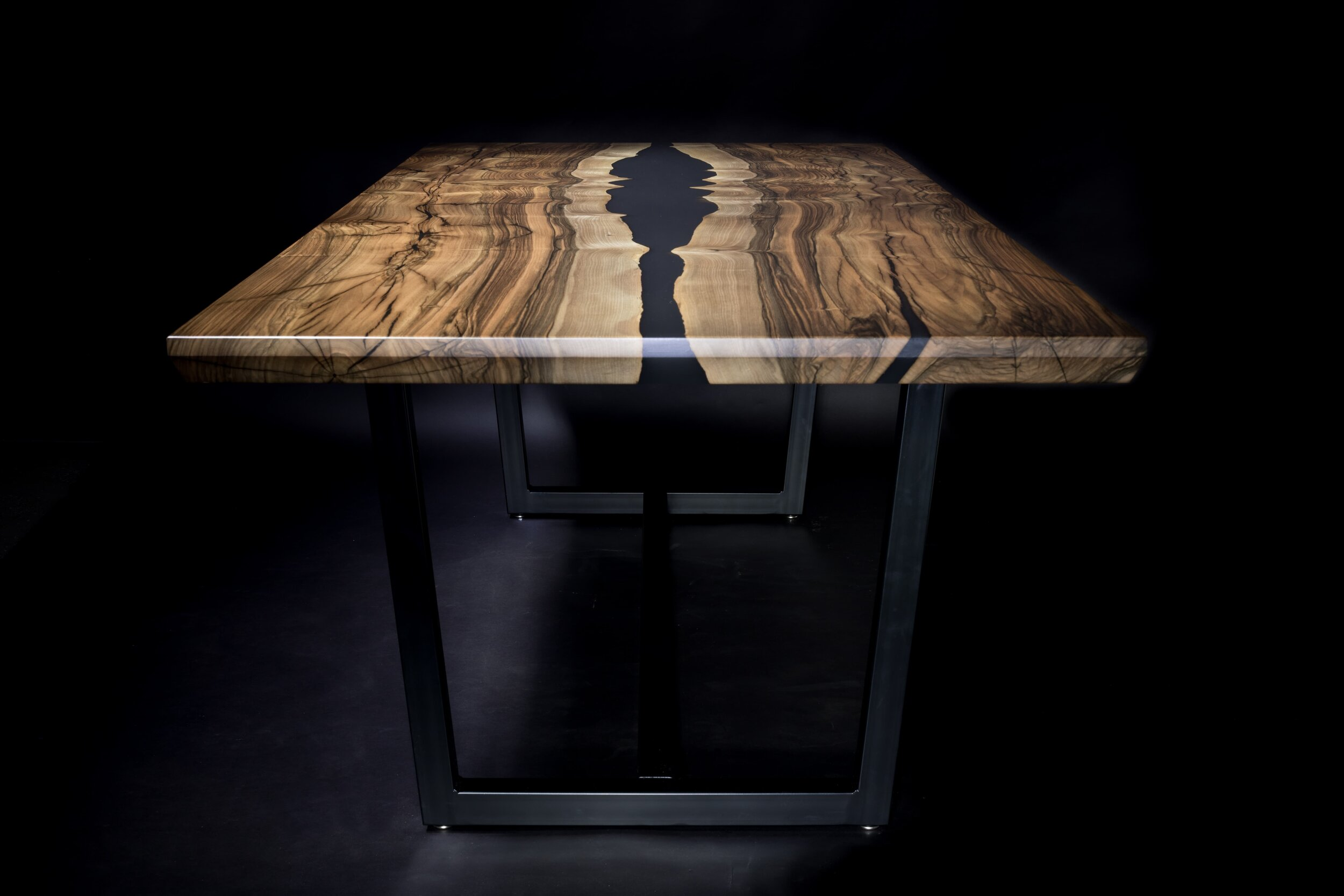 How To Make An Epoxy Resin Table Blacktail Studio