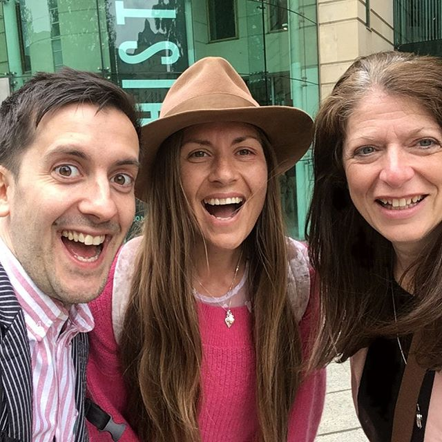 Guess what these three faces are so happy about?⁠⠀ -⁠⠀ Creators Club is coming to NEWCASTLE! 😁⁠⠀ -⁠⠀ In October this year, we shall open the doors to our new Creators Club community. Led by Nina and Heather, our Geordie friends are in for a treat! @nina.bubamara @andydunnuk⁠ -⁠⠀ It's also Andy's hometown too, so it's an extra special moment coming soon....!⁠⠀ -⁠⠀ -⁠⠀ Take a moment this week to celebrate your milestones too. Big or small, it's important to recognise your progress. 🎉⁠⠀ -⁠⠀ TAG any Geordie creators that would love Creators Club 🙌 -⁠⠀ -⁠⠀ -⁠⠀ #creatorsclub #newcastle #northeast #uk #entrepreneur #creativity #community #creators #creative #community #collaboration #design #business #innovators #artist #sustainability #wellbeing #creativebusiness #makerlife #creativenetworking #freelance #creativebusinessowner #geordie #london #selfemployed