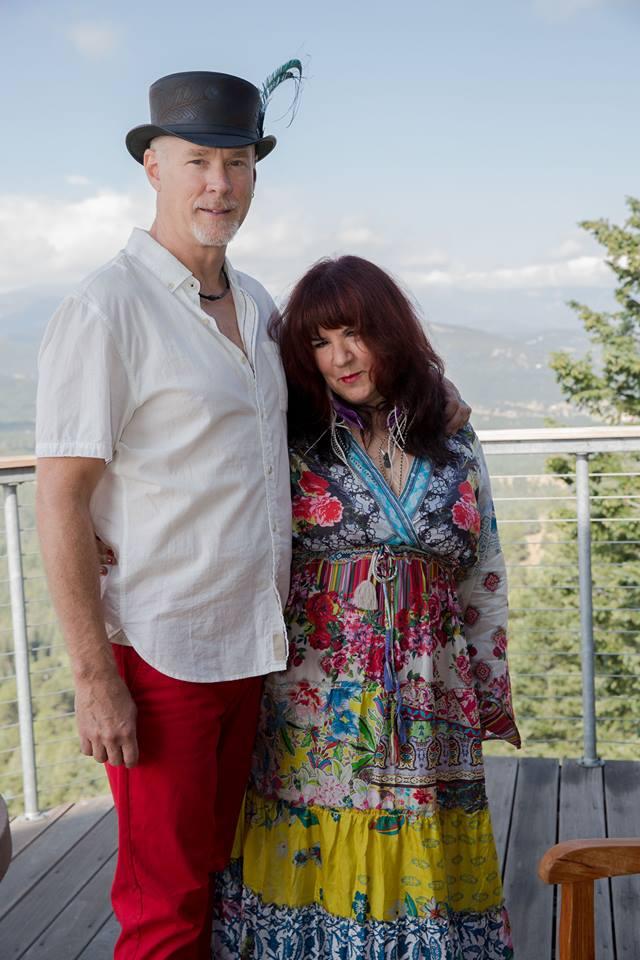 Pamela Madsen and Dan Powers -