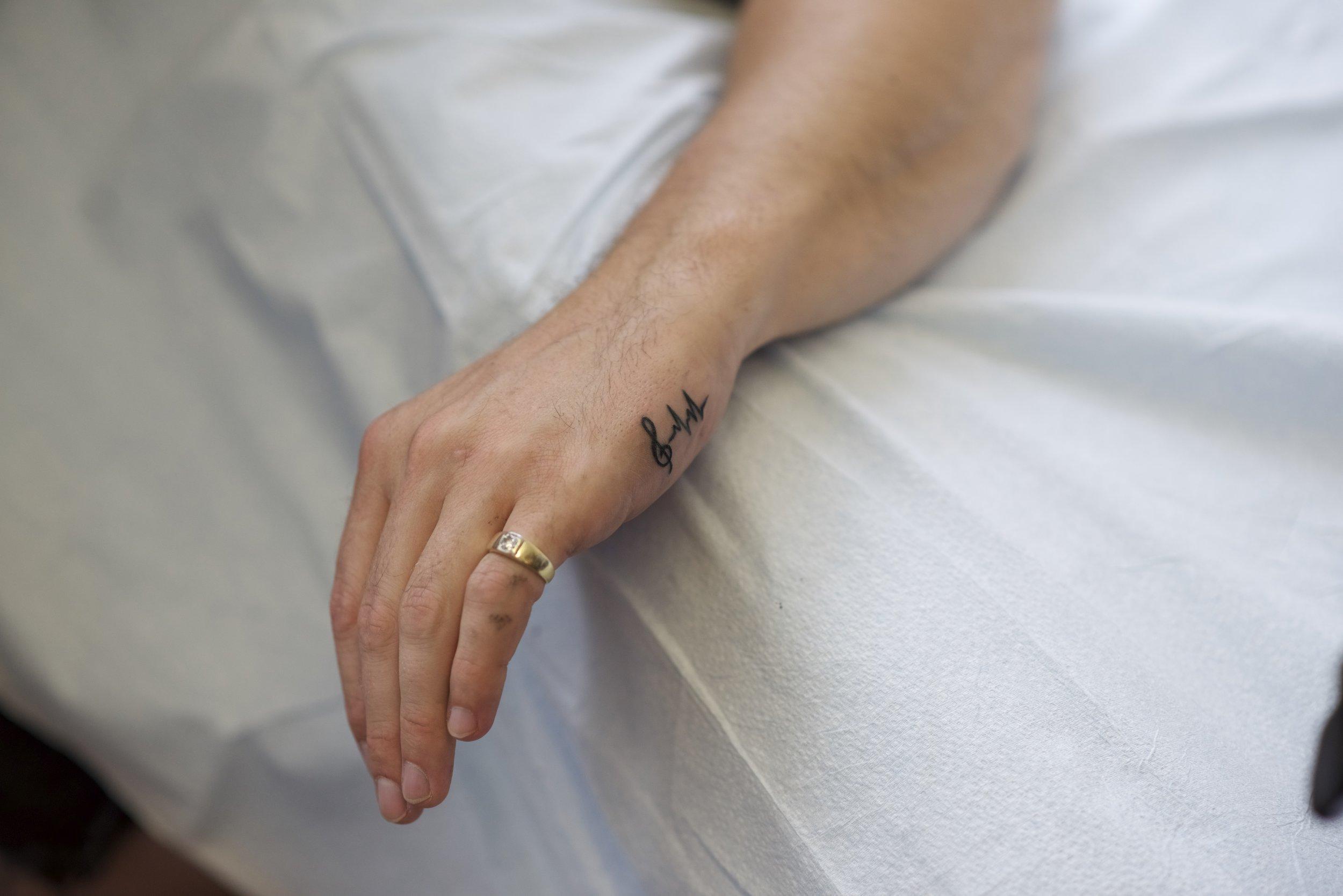 Tattoo by  Alveno