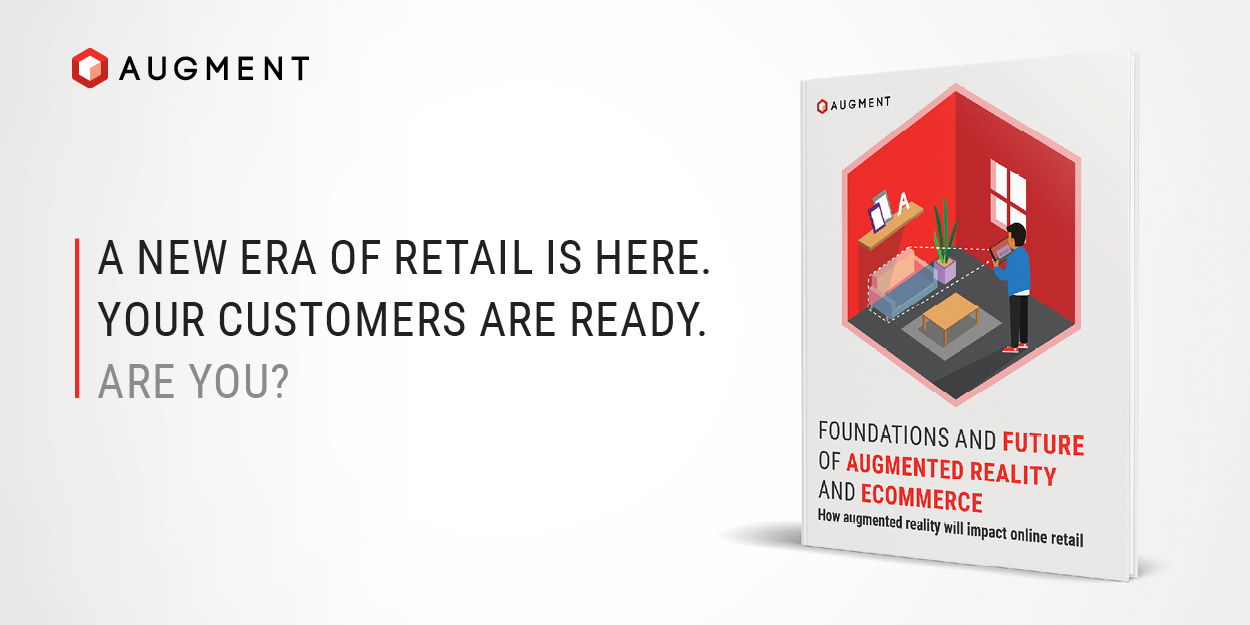Copy of First ever Augmented Reality in Retail Ebook