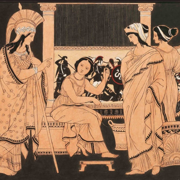 Textiles in Myth and History  What was Penelope really doing?