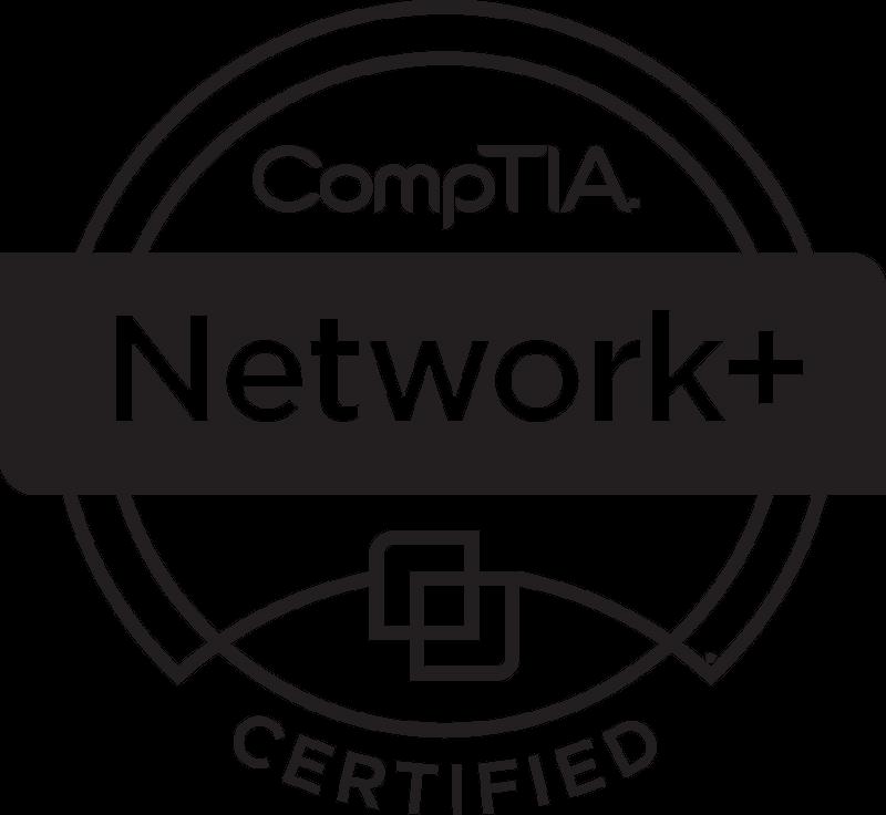NetworkPlus Logo Certified Black.png