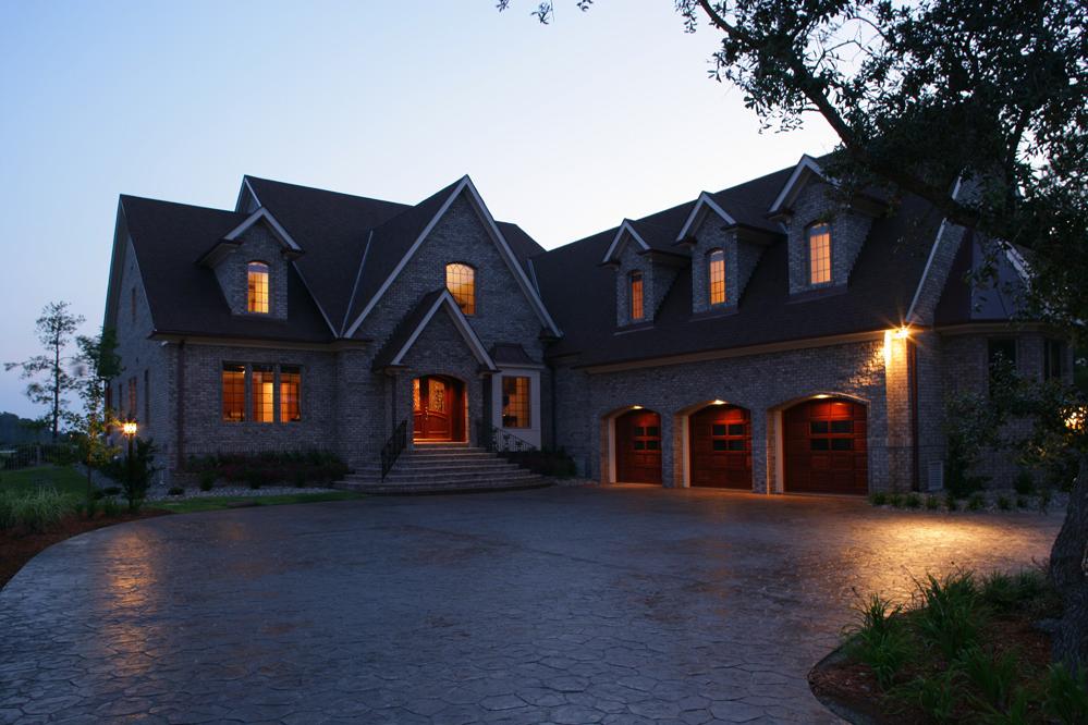 Custom Home Building -