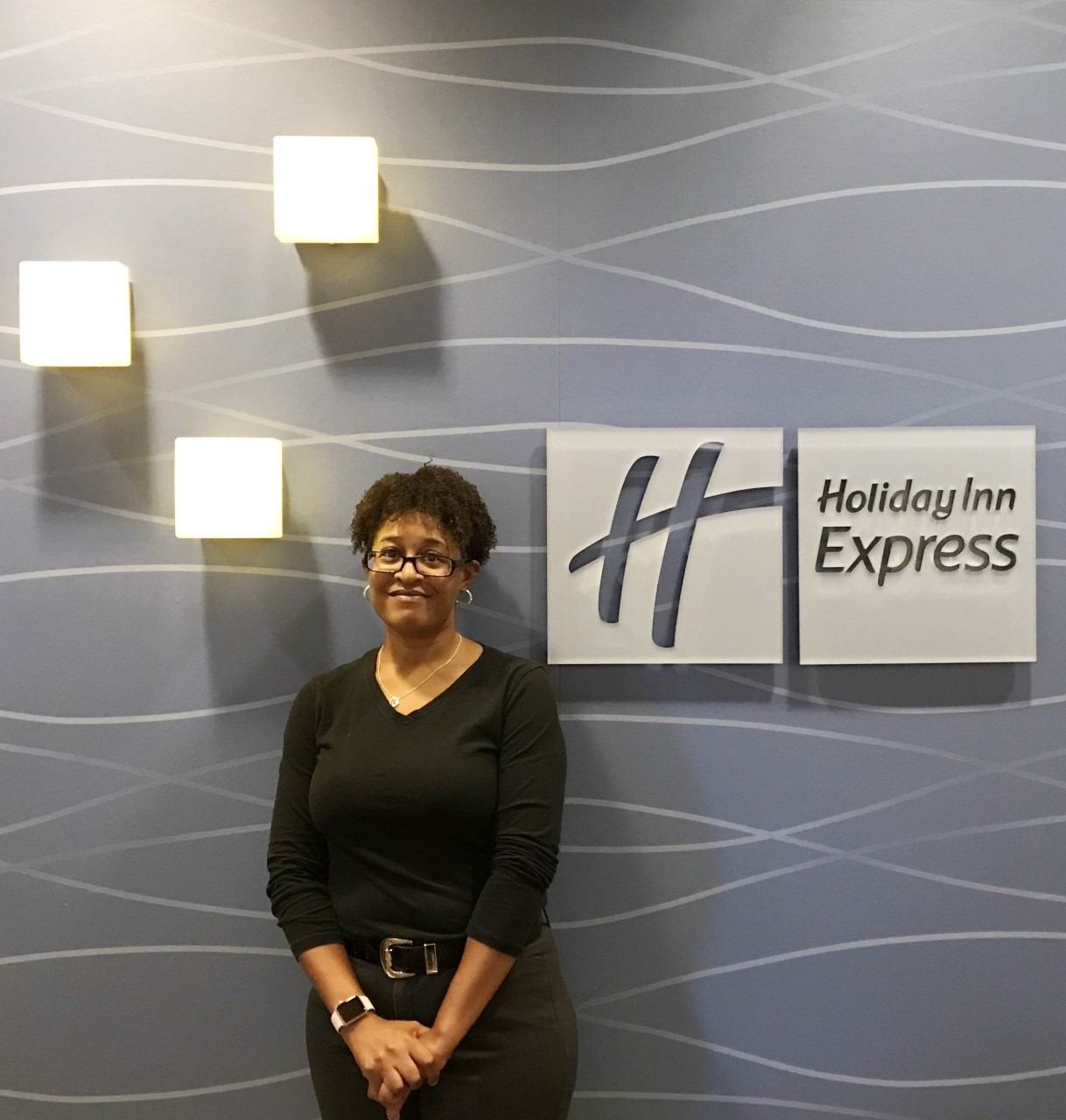 Andra McKinnie, Operations Manager - Holiday Inn Express Wallace