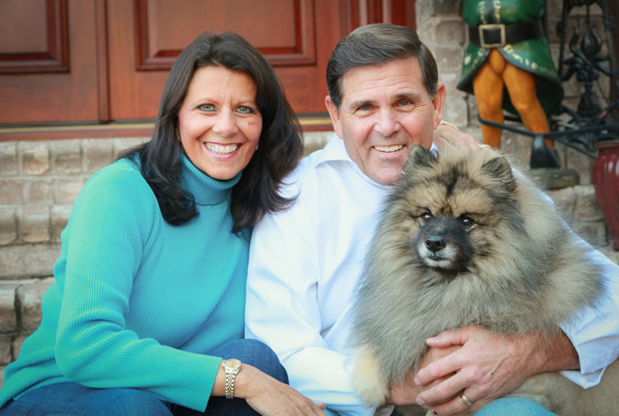 Jim and Lisa Wilkins - Wilkins & Wilkins General Contracting, Inc. is an extension of both Jim's and Lisa's lifelong connection with the construction industry. Lisa's father was an architect and a builder and Jim grew up helping his dad in the custom cabinet shop and eventually established his own construction company in Long Island. When Jim and Lisa moved to North Carolina, they brought their expertise and passion for perfection with them.