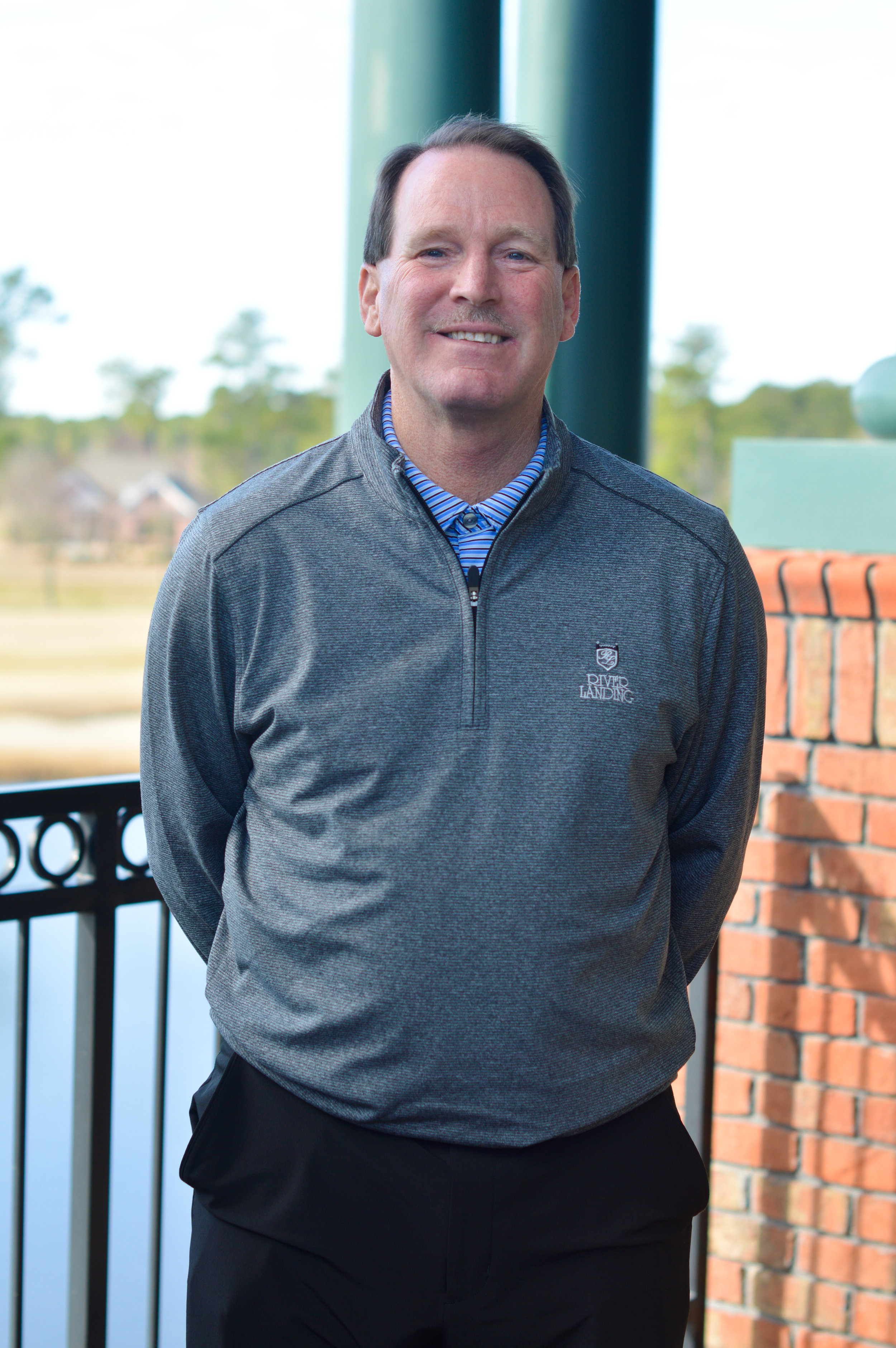 Larry George - Director of GolfHead Golf Professional