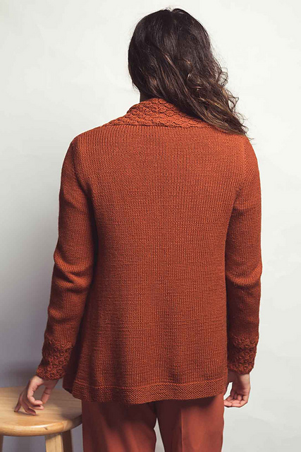 Chili Pepper Cardigan by Bonnie Sennott_3