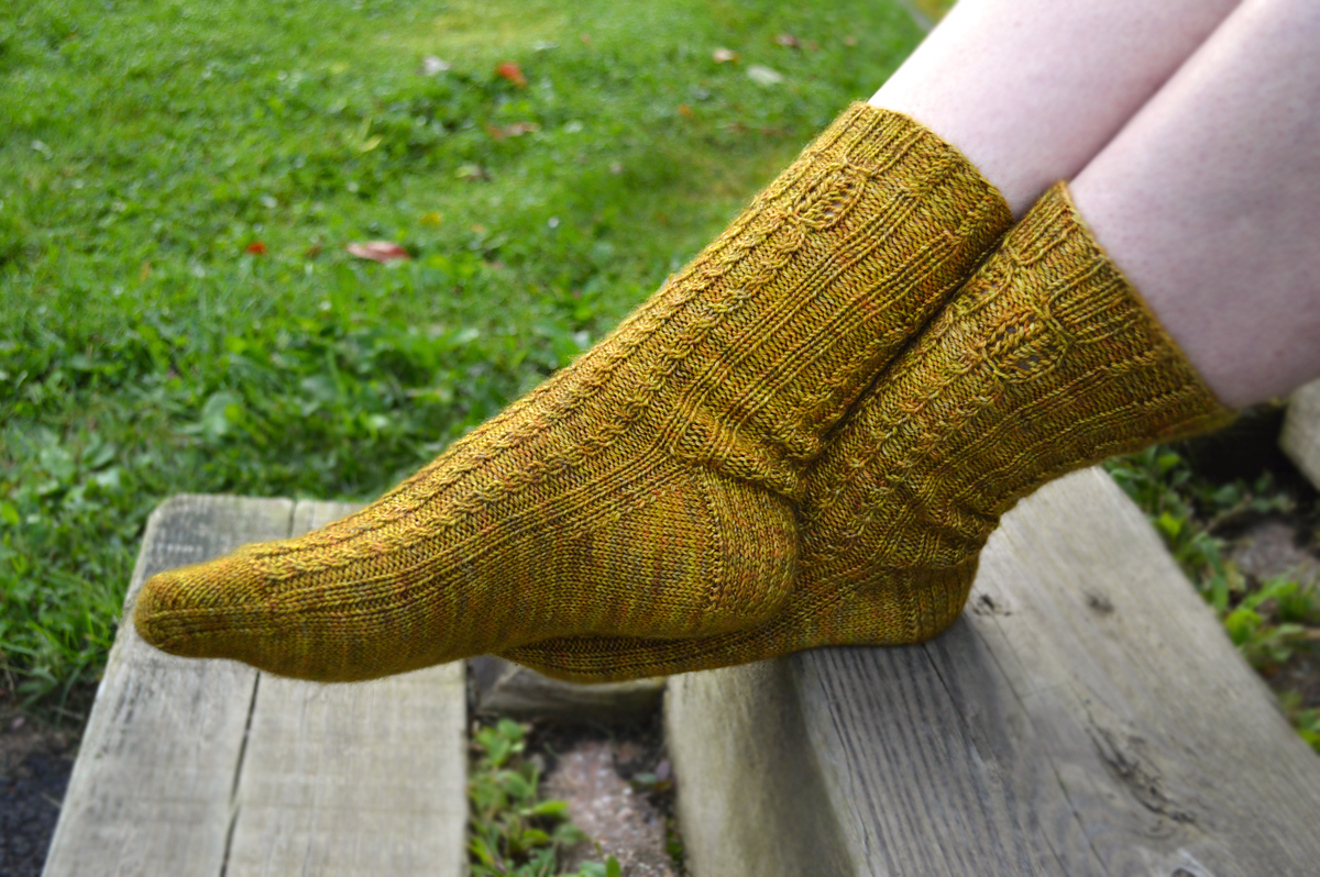 Tortoise Shells Socks