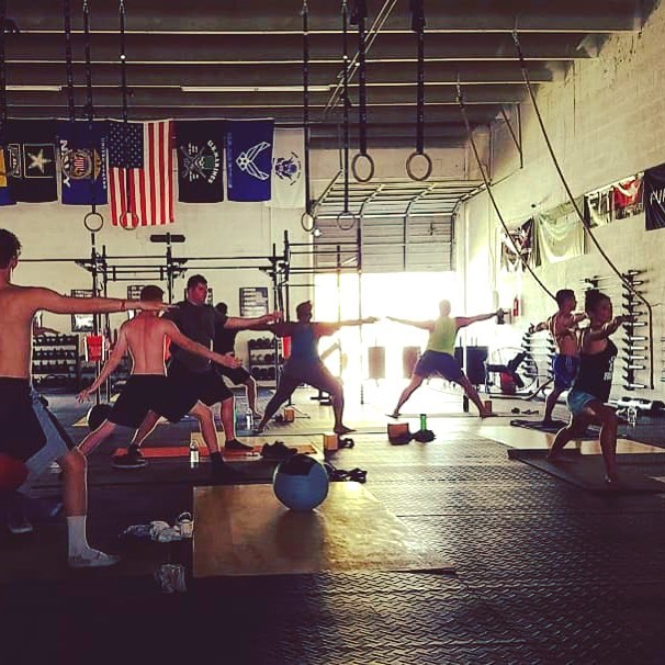 Warrior up this SUNDAY at @cf_oaklandpark! Join us for Friends and Family day, DM for details.