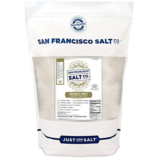 Grey Sea Salt