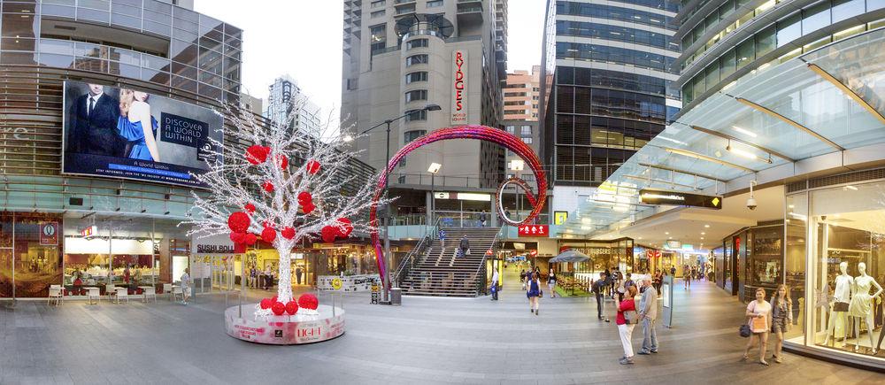 World Square, Sydney Australia