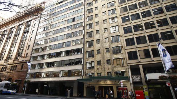 7 Elizabeth Street, Sydney