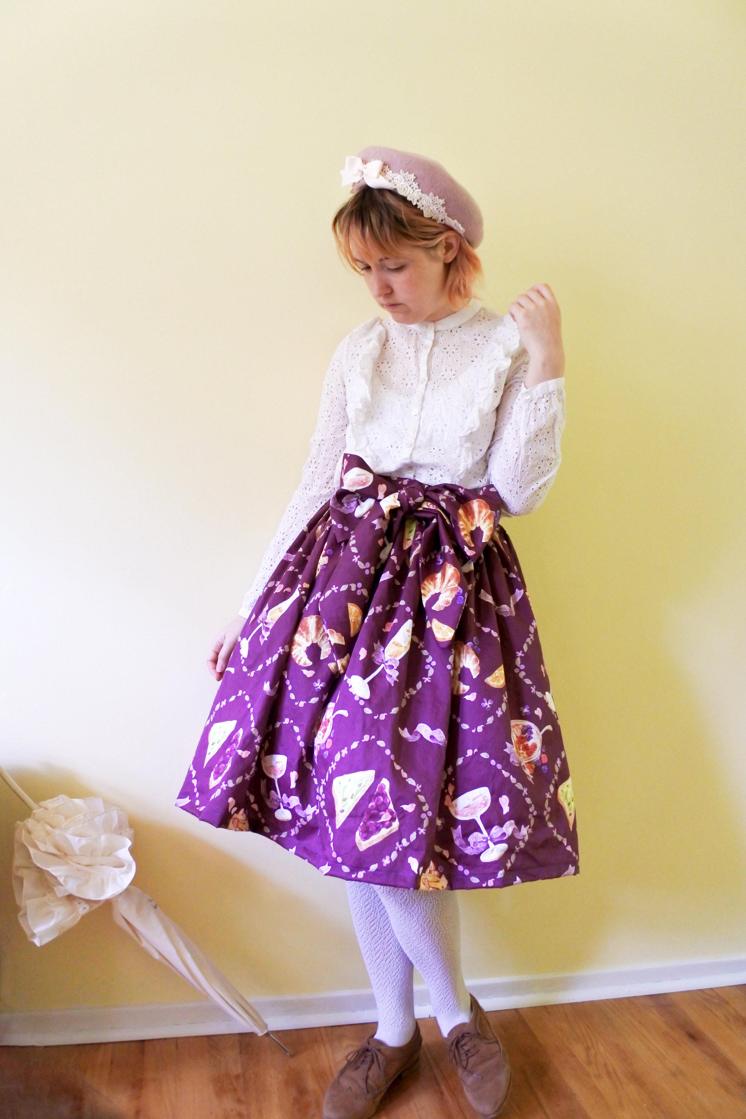 Cottonbook Brunch Skirt
