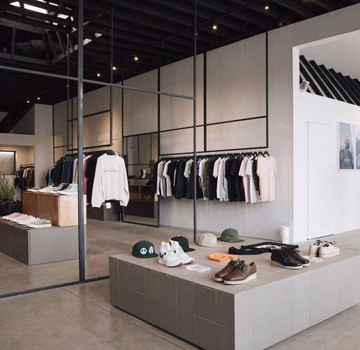 Commonwealth - An award-winning specialty boutique inspired by themes of community, rebellion, & success through struggle.https://commonwealth-ftgg.com/📍2008 E 7th St, Los Angeles, CA 90021