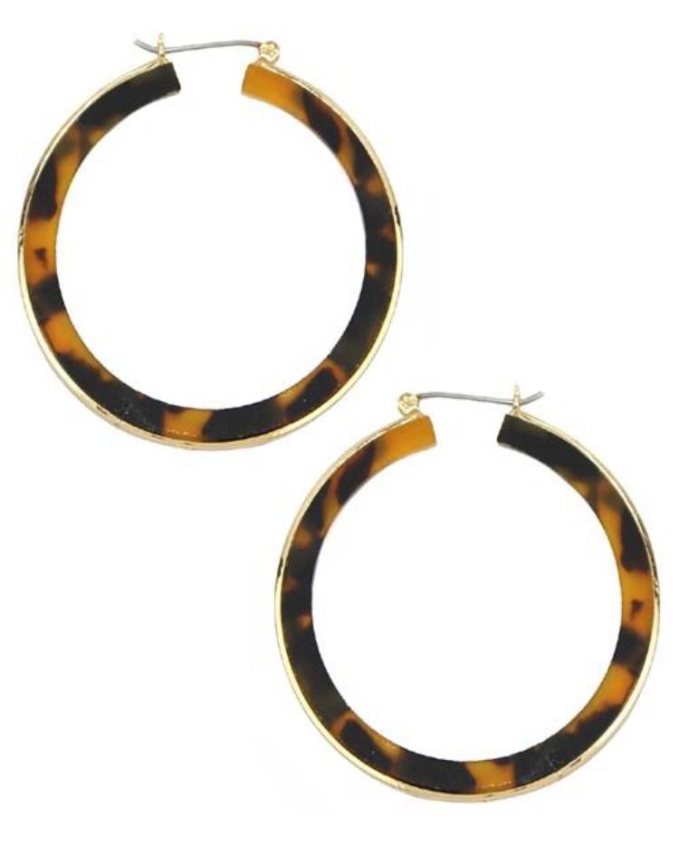Hoop Earrings - $28