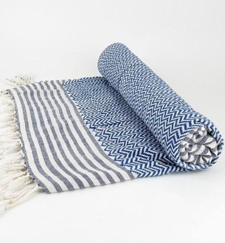 Luxury Turkish Towel - $68