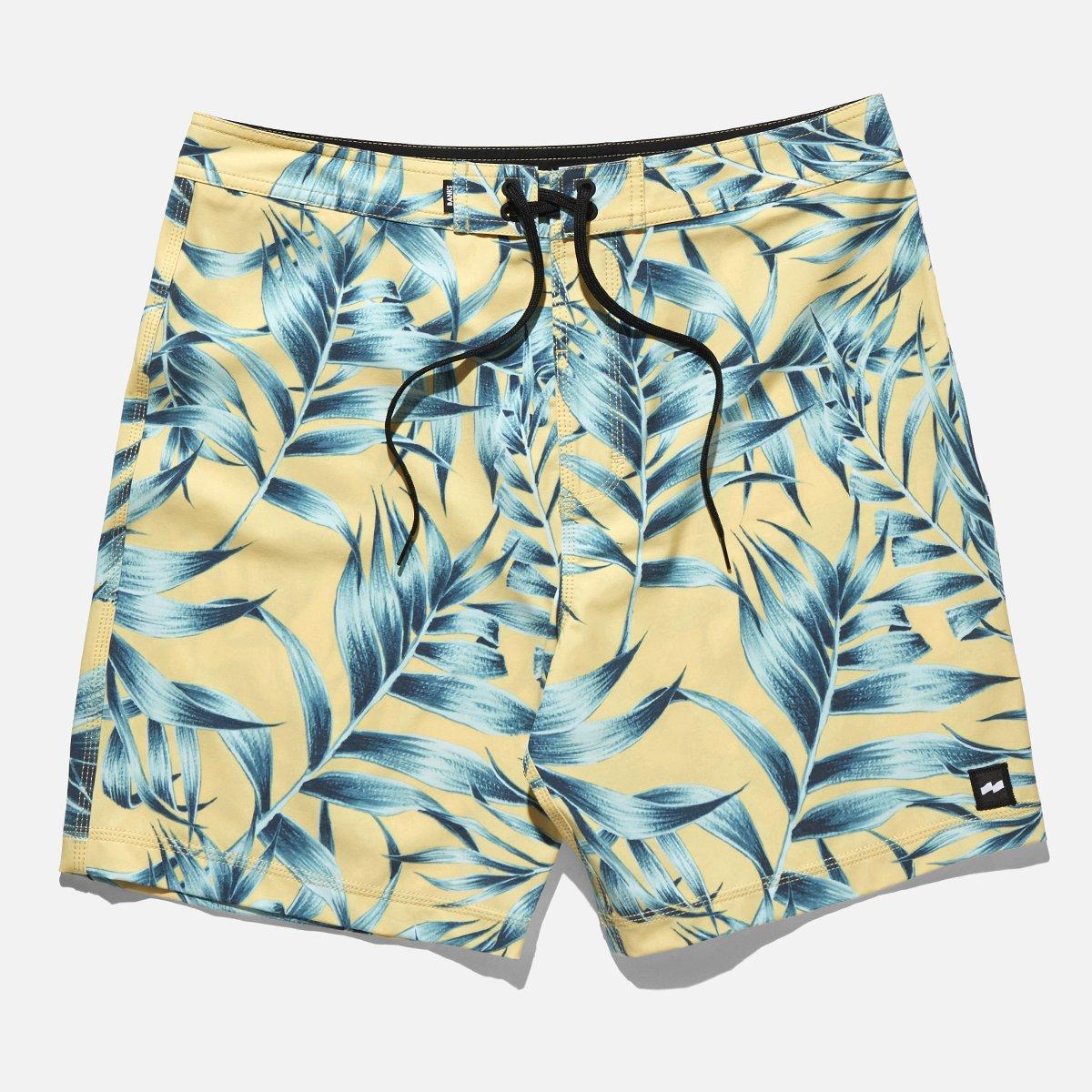 Island Life Boardshorts - $60