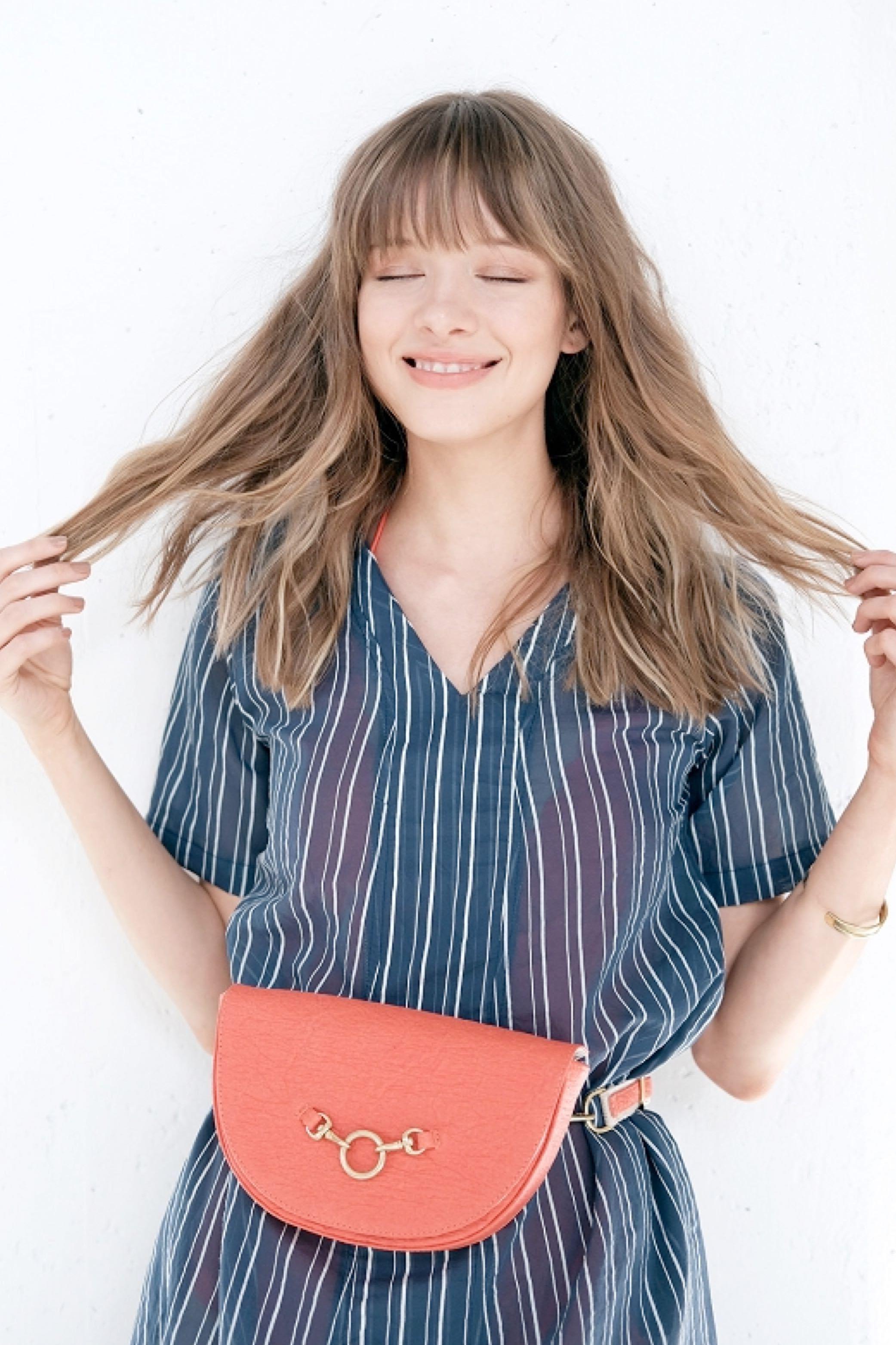 Poppy Half Moon Belt Bag
