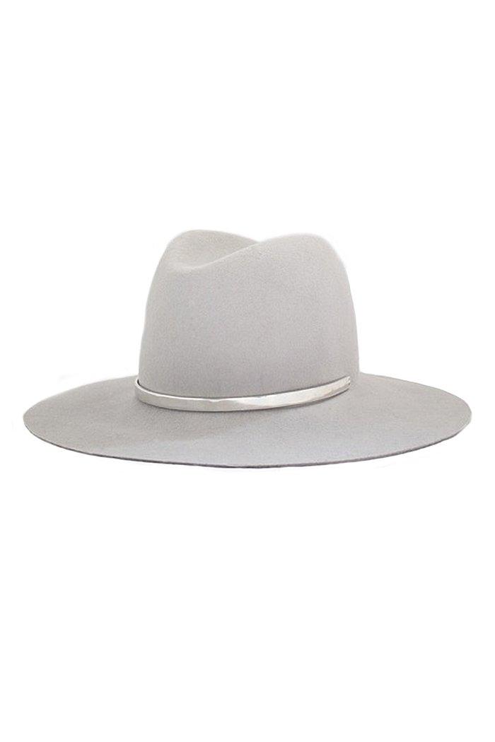 Sylvar Silver Hat from Brigitte & Stone