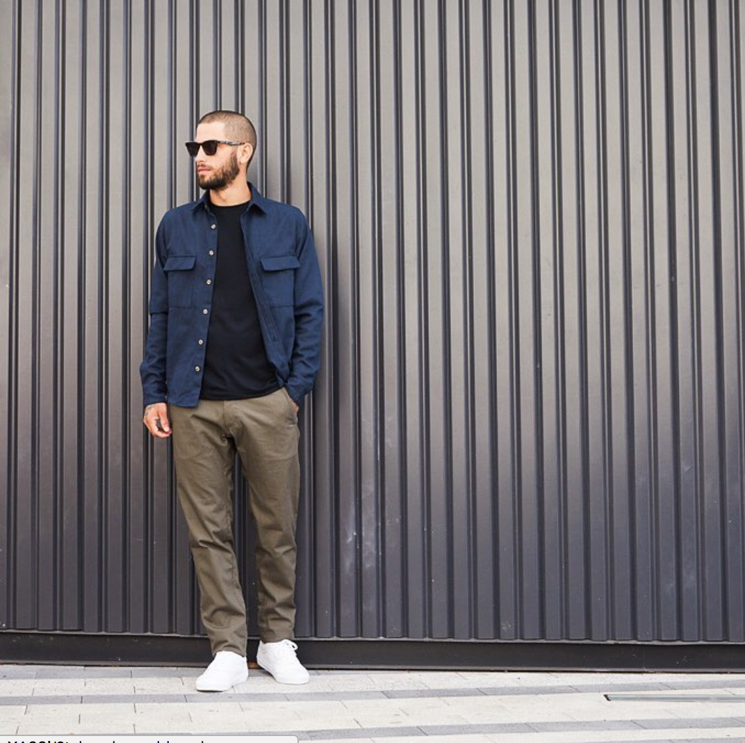 Sirocco pants khaki Coldsmoke Los Angeles