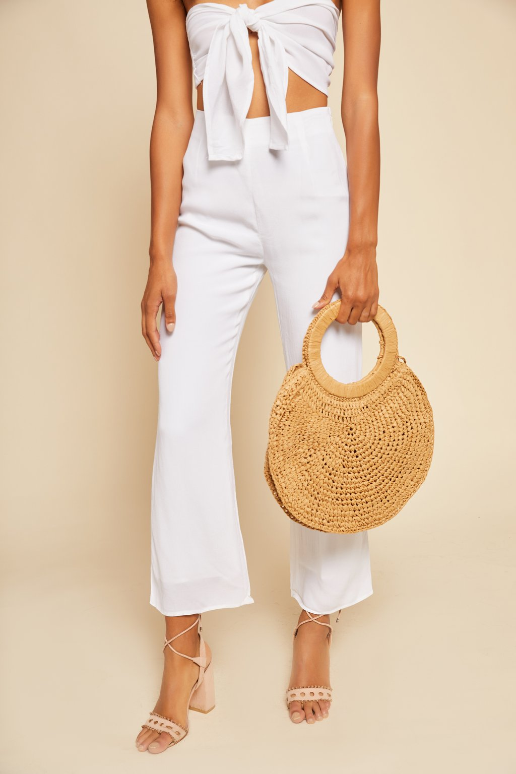 Maldives White Pants - $68