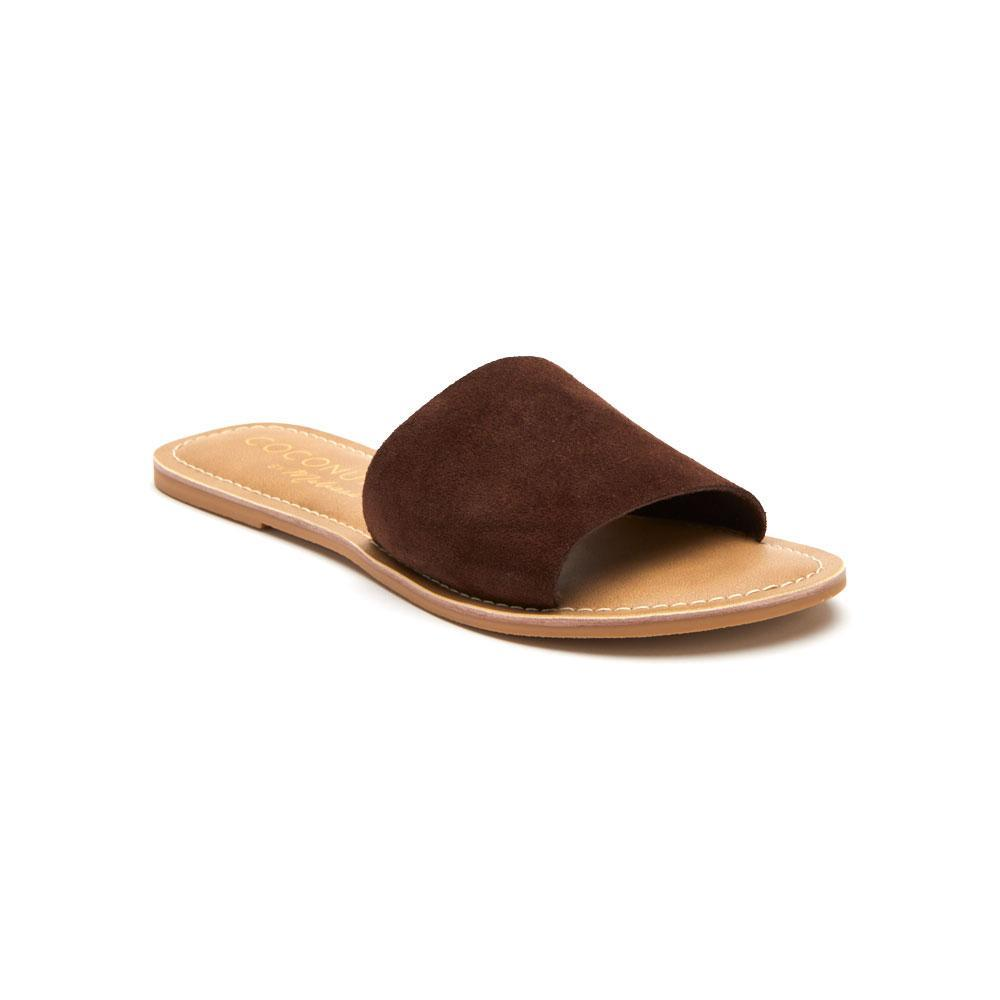 Copy of Cabana Brown Suede Sandals - $32
