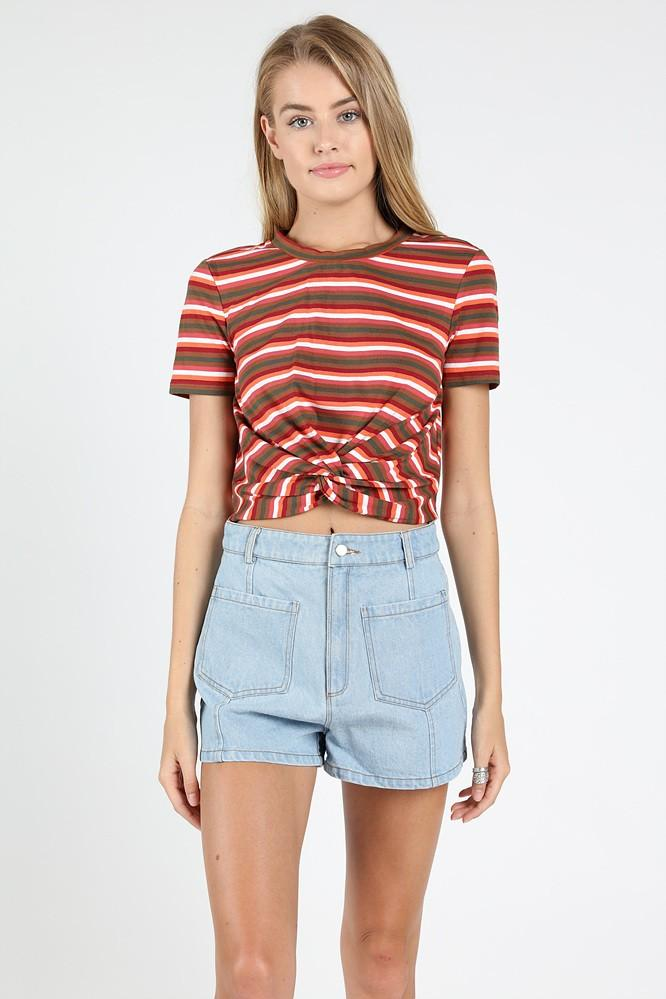 Gingerly Witty-Just Fondue-it Tee