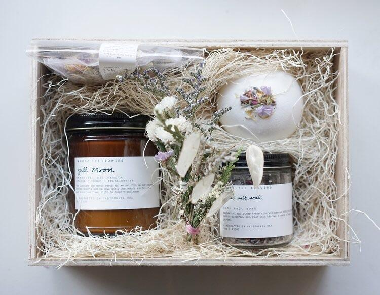 Calming Waters Gift Box - $70