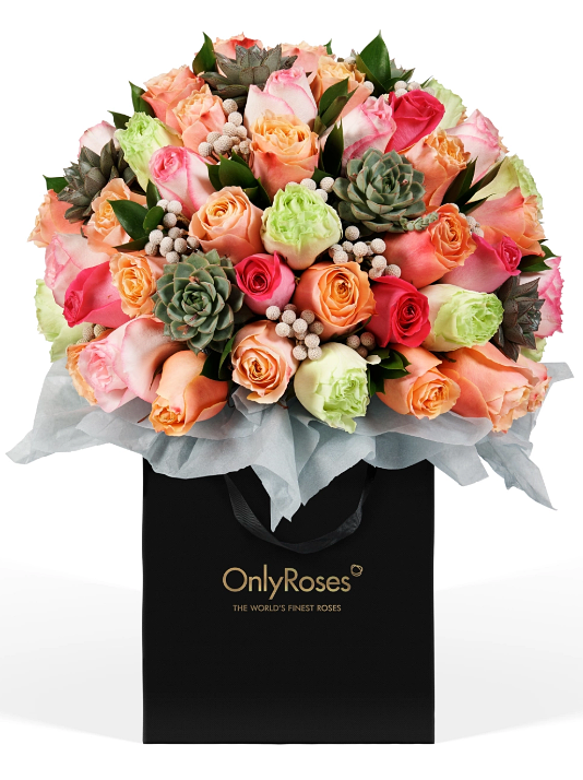 The Beverly Hills Only Bouquet - $185