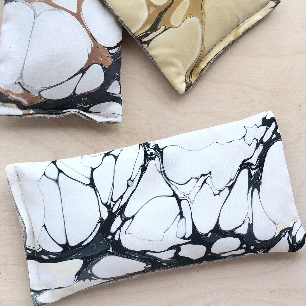 Rule of three Lavender Eye Pillow - $60