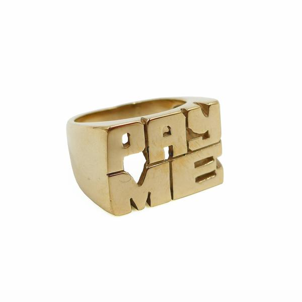PAY ME RING