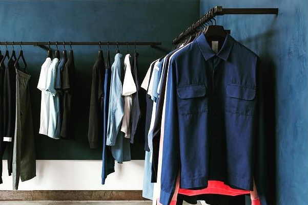 SØRENSEN - Founded by Wayne Sorensen, former design director of Orlebar Brown, SØRENSEN takes a new approach to men's fashion by creating collections based around core archetypes. Those seven archetypes include: Driver, Engineer, Painter, Dancer, Butcher, Officer, and Seafarer.Stop by their store in Culver City.