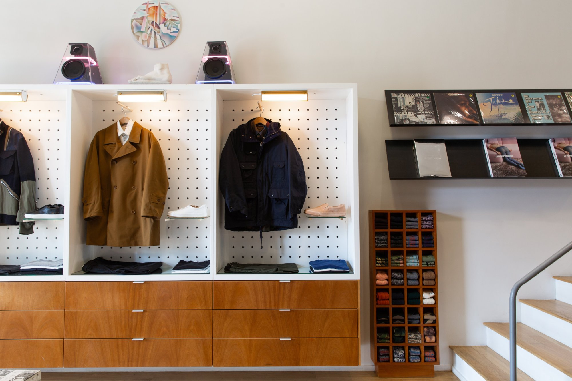 MOHAWK GENERAL STORE - Founded by Kevin and Bo Carney, Mohawk General Store carries local designers, international brands and their very own label - SMOCK.Visit one of their stores in Silverlake or Santa Monica.