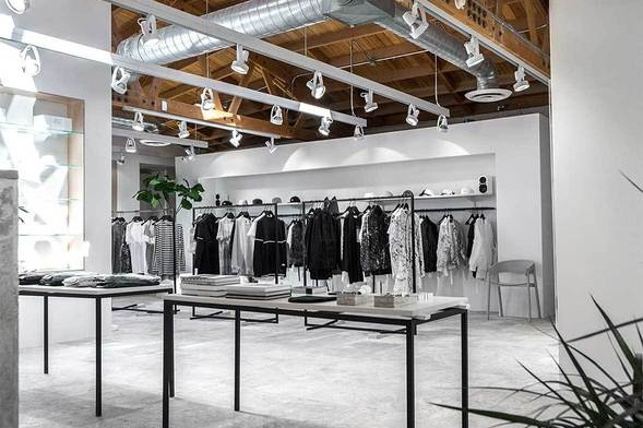 STAMPD - Stampd is a west coast avanstreet lifestyle brand that represents contemporary luxury and retains iconic styling cues. The well-designed store alone should be enough of a reason to stop by.Visit the store on La Brea in West Hollywood.