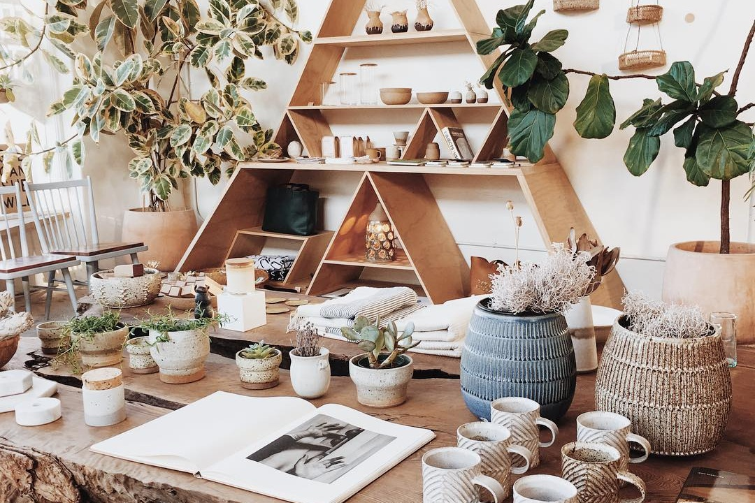 GENERAL STORE - What you'll find: well-imagined works from the creative minds of many inspiring craftsmen, bringing thoughtful, functional design to the local community and abroad.Venice: 1801 Lincoln Blvd, Venice, CA 90291