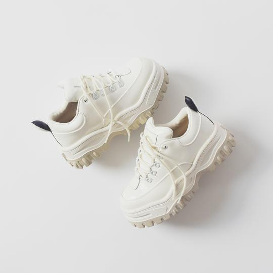 EYTYS ANGEL PATENT LEATHER SNEAKER