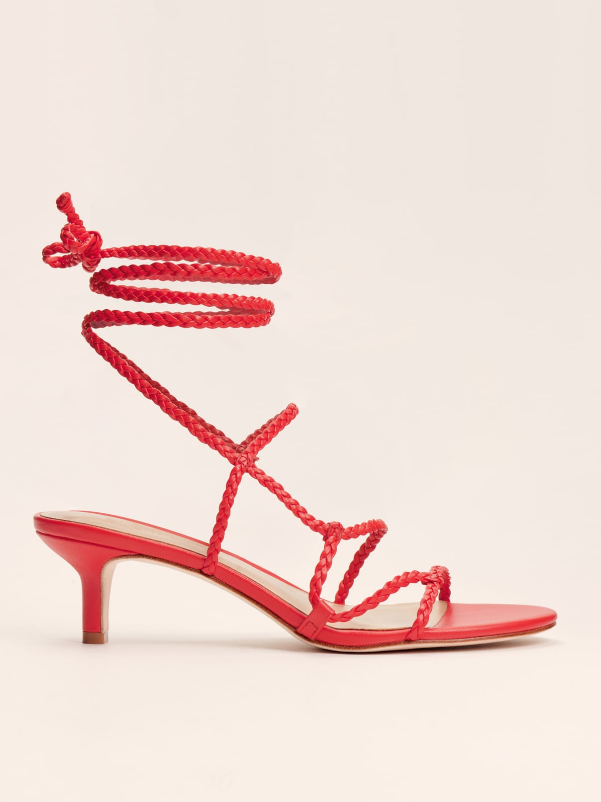 Reformation - Porto Sandal | $218For being fancy when it's like 87 with 90% humidity.