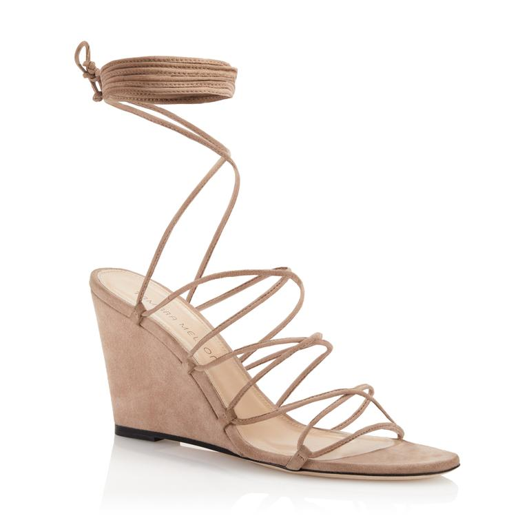 Tamara Mellon - Allegra Wedge | $450Because a wedge sandal will never let you down.
