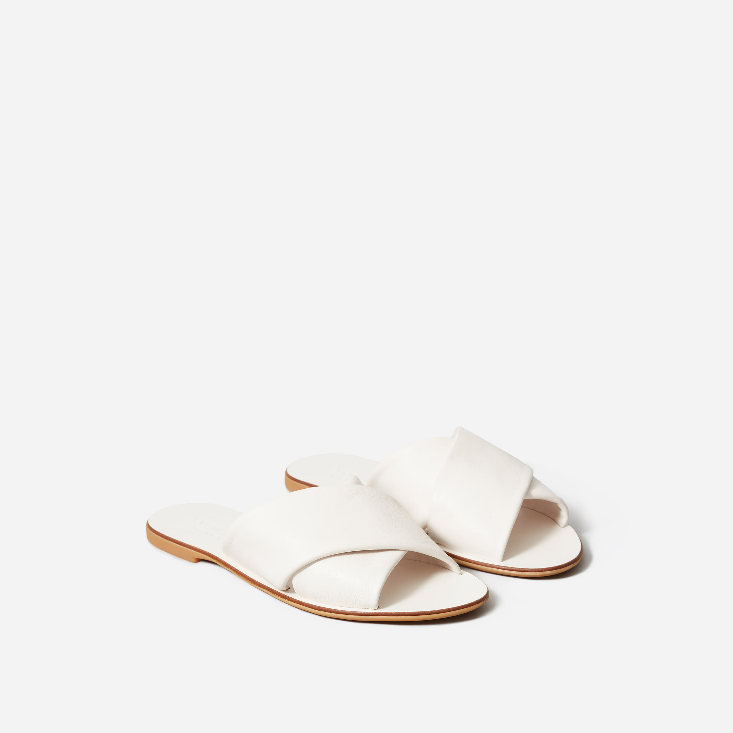 Everlane - The Day Crossover Sandal | $88Simple. Chic. Perfect.